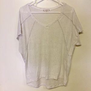 🧡  Pleione Dolman Sleeve Cotton Poly Knit T Shirt